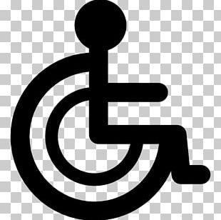 International Symbol Of Access Wheelchair Disability PNG
