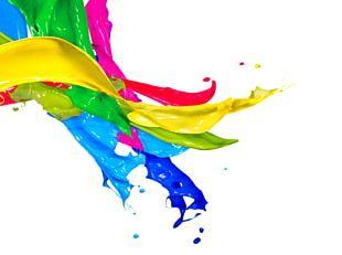 Paper Mario: Color Splash Watercolor Painting PNG