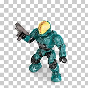 Figurine Factions Of Halo Mega Brands Construction Set PNG