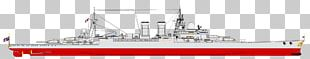 Heavy Cruiser Digital Art Ship PNG