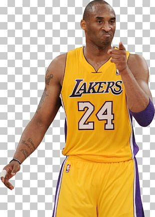 Kobe Bryant Los Angeles Lakers The NBA Finals PNG