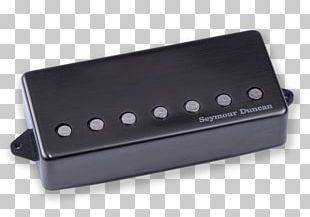 Seymour Duncan Pickup Bridge Humbucker Eight-string Guitar PNG