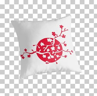 Flag Of Japan T-shirt Cherry Blossom PNG