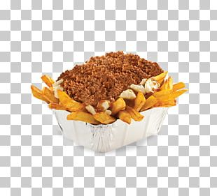 Poutine French Fries Fast Food Fried Chicken Hamburger PNG