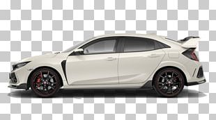 2018 Honda Civic Type R Honda Motor Company Car Latest PNG