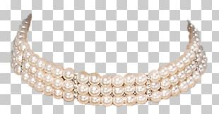 Pearl Necklace Pearl Necklace Earring PNG