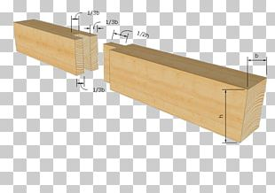 Woodworking Joints Plywood Zapfen PNG