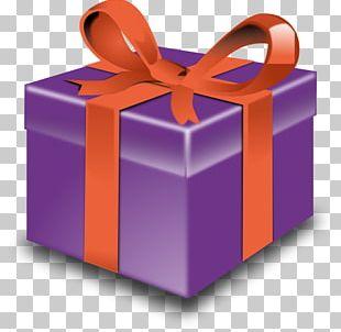 Christmas Gift Green PNG