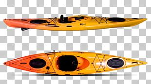 Sea Kayak Canoe Paddle Boat PNG