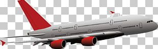 Boeing 767 Airplane Aircraft Flight Airbus A380 PNG