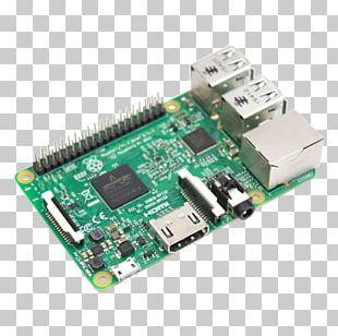 Raspberry Pi 3 Single-board Computer VideoCore PNG