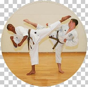 Karate Front Kick Martial Arts Desktop PNG