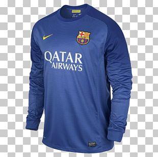 2015–16 FC Barcelona Season La Liga Jersey Football PNG