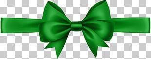 Green Ribbon Blue Ribbon PNG