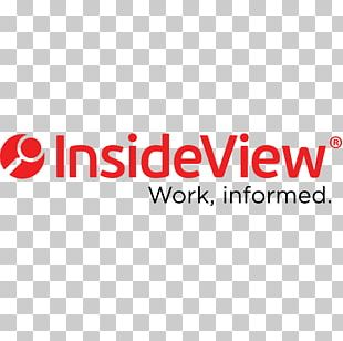 InsideView Sales Business Logo Marketing PNG