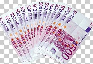 Pound Sterling 500 Euro Note Banknote Money PNG