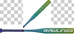 Softball Baseball Bats Line PNG