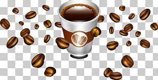 Coffee Cup Espresso Ristretto Cafe PNG
