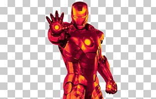 Iron Man's Armor Firepower Marvel Cinematic Universe Mark 7 PNG