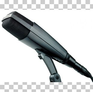Microphone Sennheiser Broadcasting Recording Studio Sound Recording And Reproduction PNG