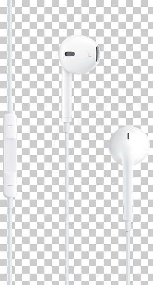 Microphone IPhone Apple Earbuds Headphones PNG