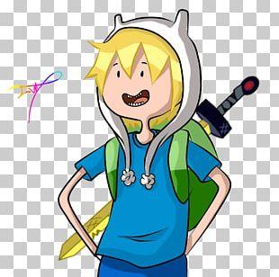 Finn The Human Fan Art Drawing PNG