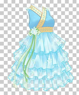 Party Dress Clothing Drawing Ball Gown PNG