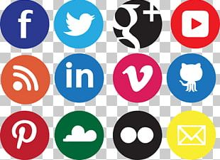 Social Media Social Network Icon Design Icon PNG