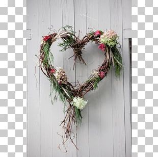 Wreath Floral Design Artificial Flower Twig PNG