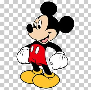 Mickey Mouse Minnie Mouse Animated Cartoon The Walt Disney Company PNG