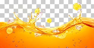 Orange Juice Soft Drink Cocktail Carbonated Drink PNG