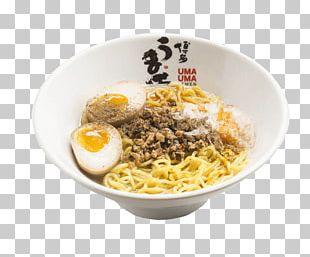 Ramen Yakisoba Japanese Cuisine Chinese Noodles Char Siu PNG