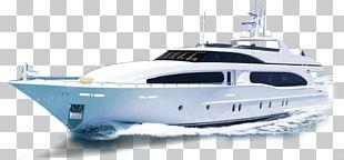 Luxury Yacht Boat Yacht Charter Sunseeker PNG
