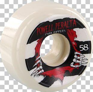 Wheel Powell Peralta Skateboarding Grip Tape PNG