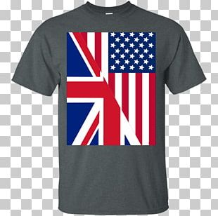 Flag Of The United States T-shirt Flag Of The United Kingdom PNG