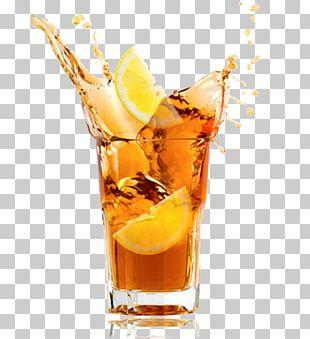 Iced Tea Fizzy Drinks Maghrebi Mint Tea Juice PNG