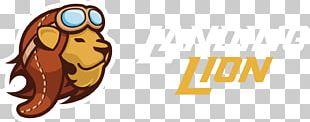 Landing Lion Marketing Landing Page Logo Techstars PNG