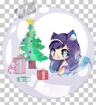 Christmas Ornament Cartoon Character PNG