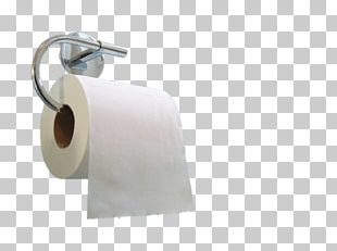 Toilet Paper On Holder PNG