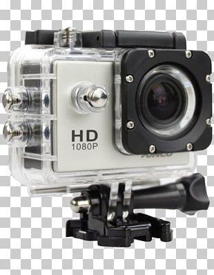 Action Camera Sjcam 1080p 4K Resolution Sports PNG