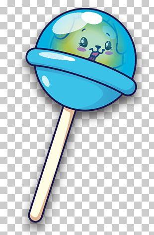 Moose Toys Film Poster Lollipop PNG