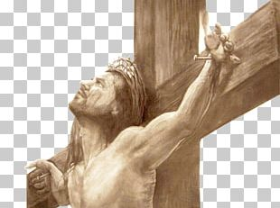 Drawing Christian Cross Crucifixion Of Jesus Sketch PNG