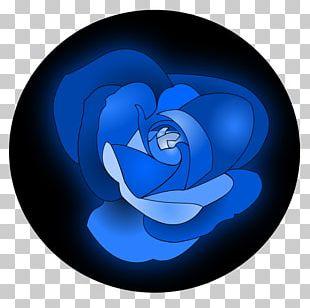 Blue Rose Desktop Petal Sphere PNG