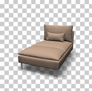 Chaise Longue Chair Couch Récamière IKEA PNG