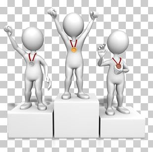 Podium PowerPoint Animation Presentation PNG