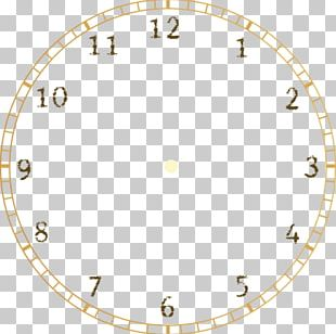 Clock Face Roman Numerals Numerical Digit Watch PNG