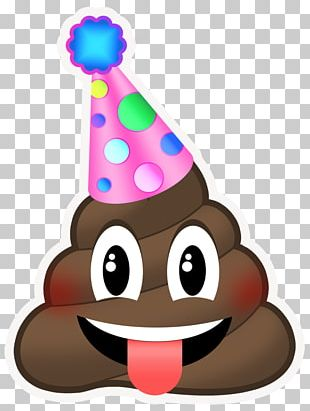 Pile Of Poo Emoji Birthday Happiness T-shirt PNG