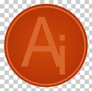 Orange Circle Symbol Font PNG
