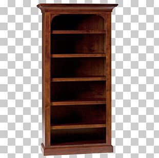 Shelf Bookcase Furniture Door Window PNG