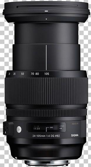 Sigma 30mm F/1.4 EX DC HSM Lens Camera Lens Sigma Art Zoom 24-105mm F/4.0 DG OS HSM Sigma Corporation Zoom Lens PNG